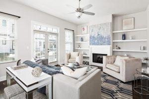 Cosmopolitan model home photo