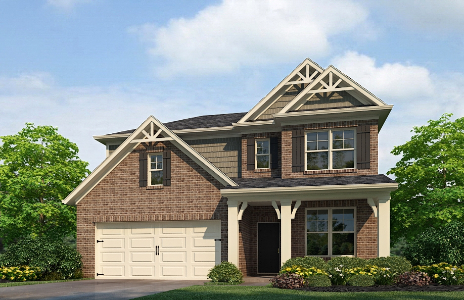 Learn more about the Fairington floor plan during our Phillips Trace Holiday Open House.