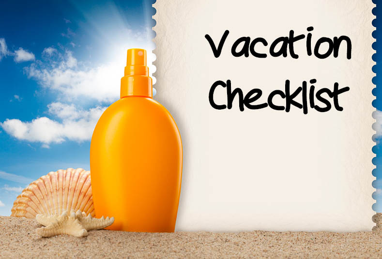Make sure your home is ready for Summer vacation plans