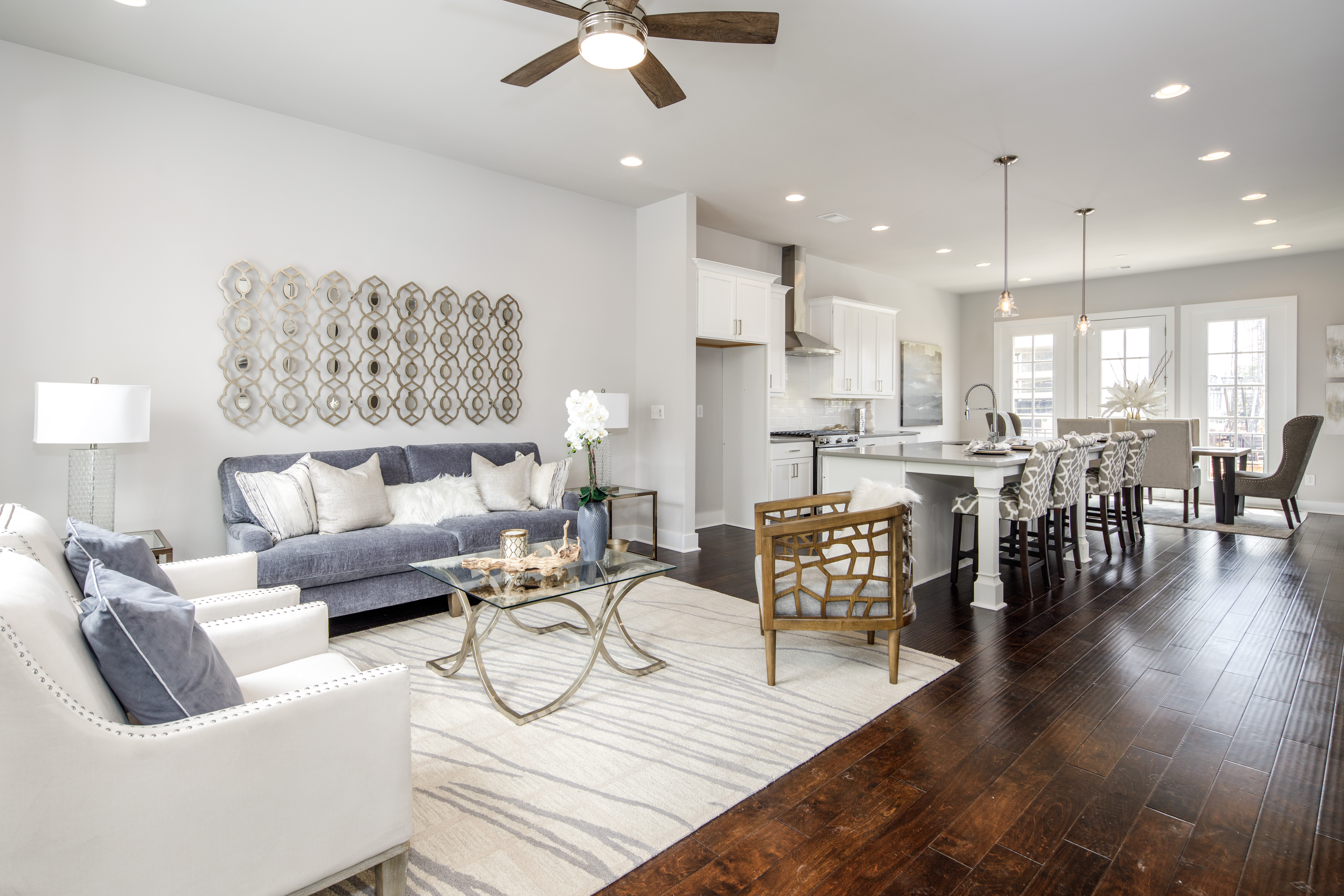 Tour our open concept townhomes during the Summer Move In Special