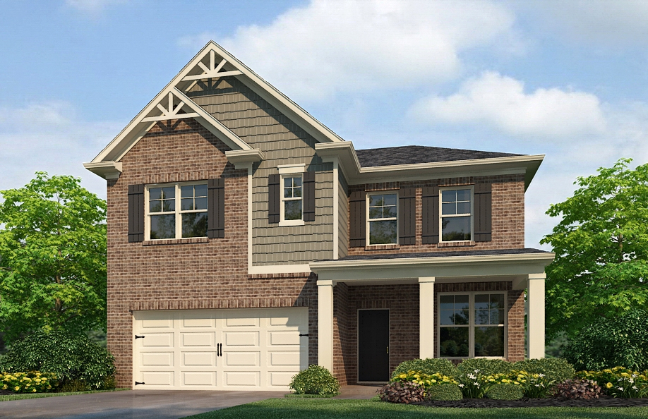 Tour our model home, the Wynbrooke floor plan while at our Phillips Trace Holiday Open House event.