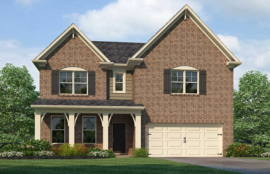Clifton floor plan available now in Phillips Trace.