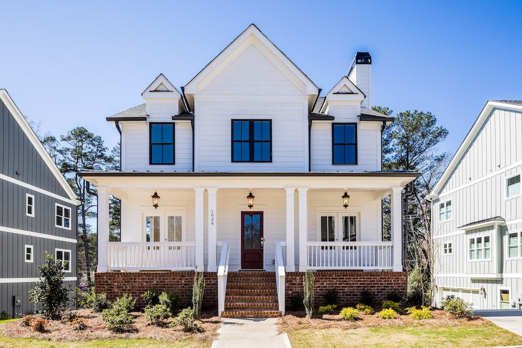 Find your new Brookhaven home at Park Chase by Rockhaven Homes GA
