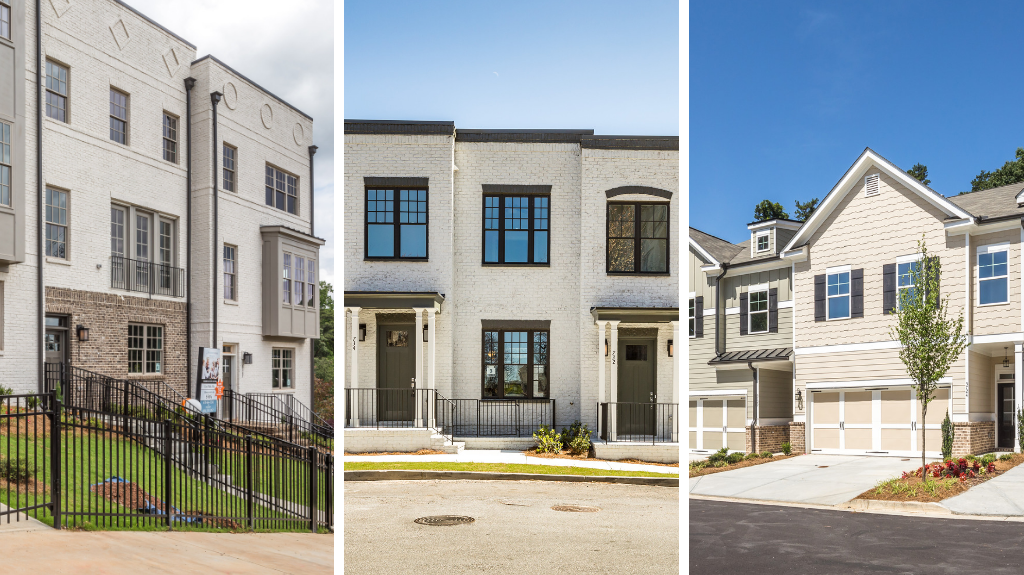 See these Rockhaven townhomes that inspire chic urban living today