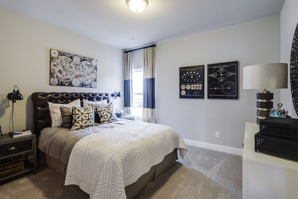 Prep your guest room with ample lighting
