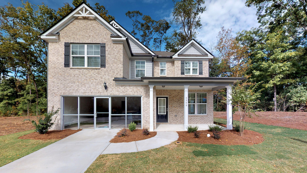Phillips Trace Model Home Now Open in Lithonia