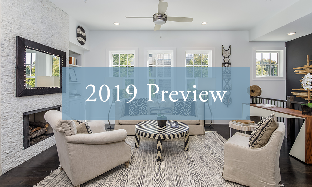 2019 Preview: Get a Fresh Start in the New Year
