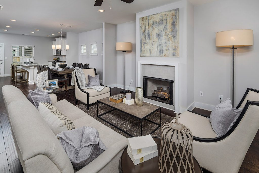 Kensington Gates now selling new townhomes in Doraville