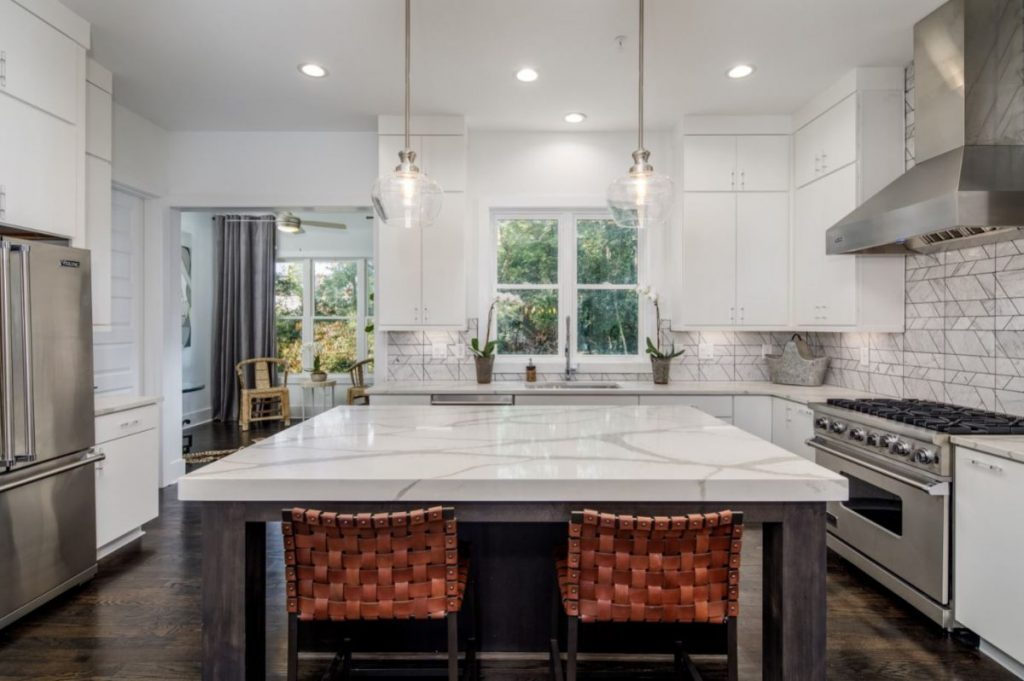 Maximize space and stay organized with features in Rockhaven Homes