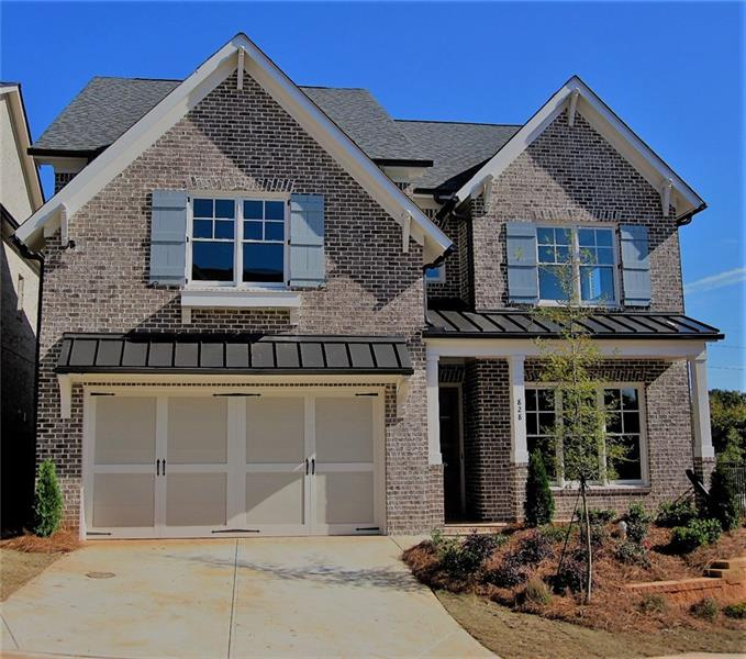 With one home remaining, there's no better time to buy a Rockhaven home in Enclave at Mt. Paran.