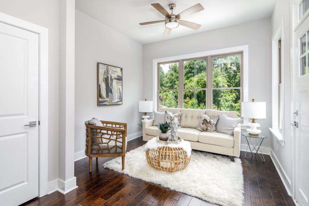 A sunroom in Reserve at City Center