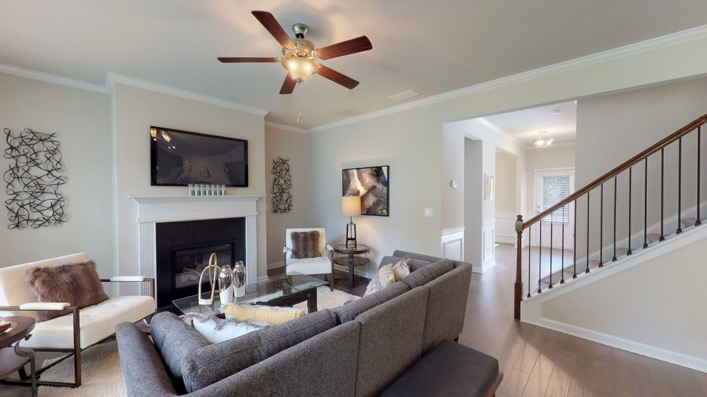 New construction homes in Lithonia at Phillips Trace