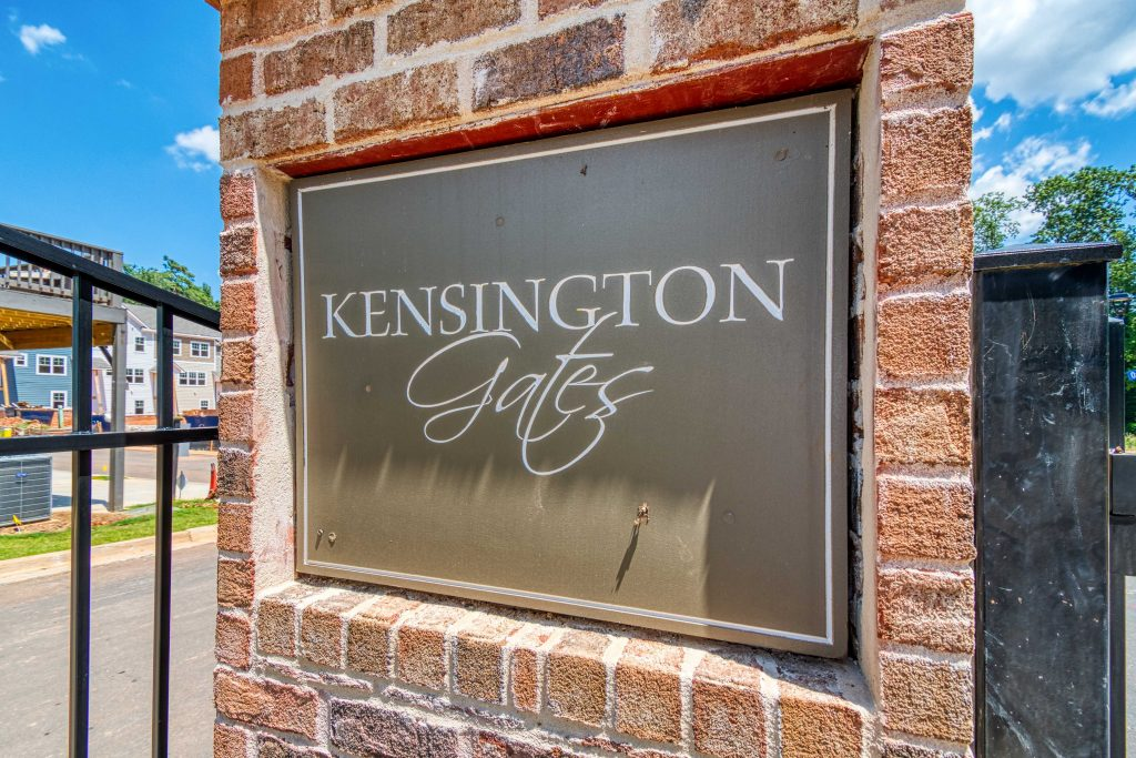 Kensington Gates is close to many amenities