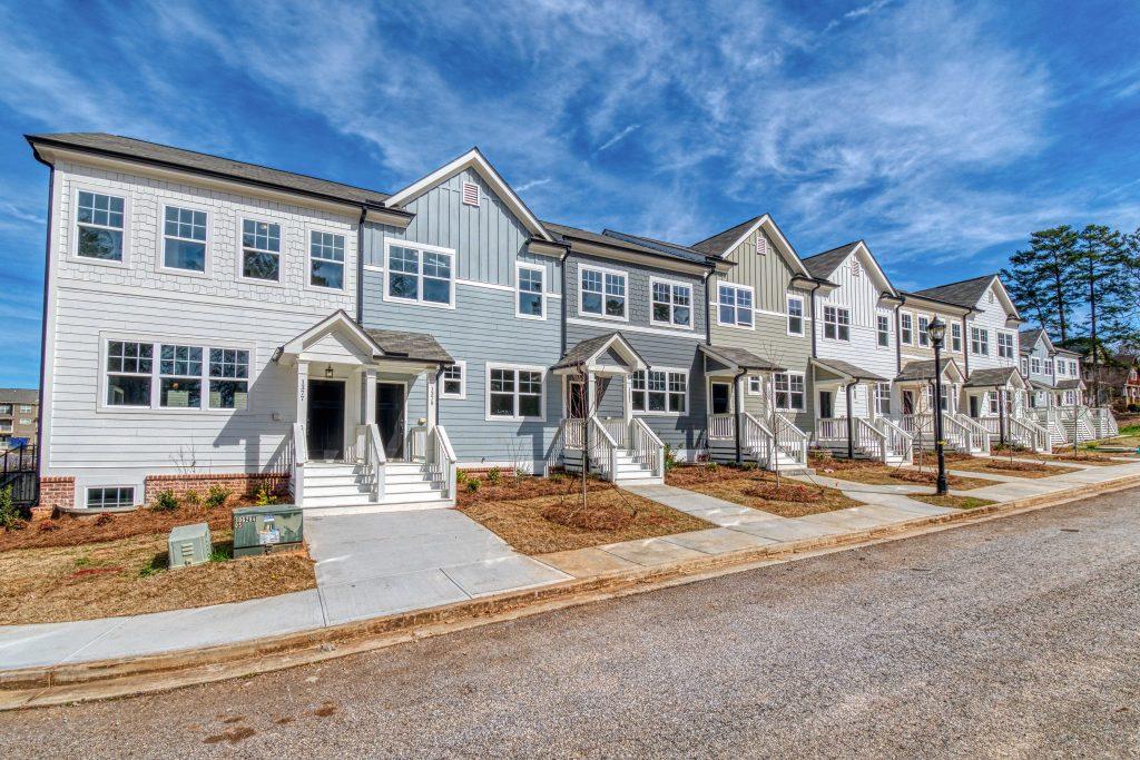 New Homes in Atlanta at Eastland Gates