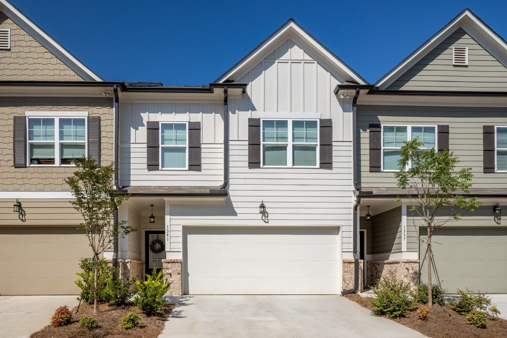 New Construction Home in Atlanta - Heights at Grant Park