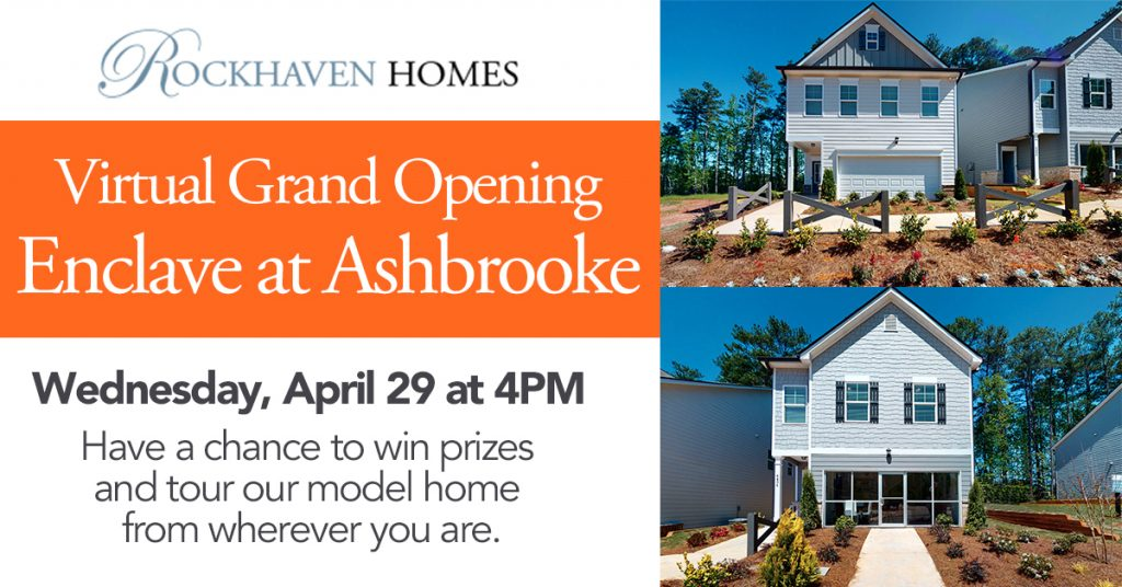 The Enclave at Ashbrooke Virtual Grand Opening Event