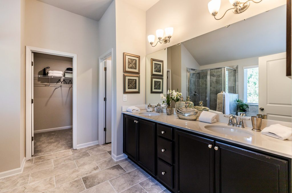 The Clifton Master Bathroom