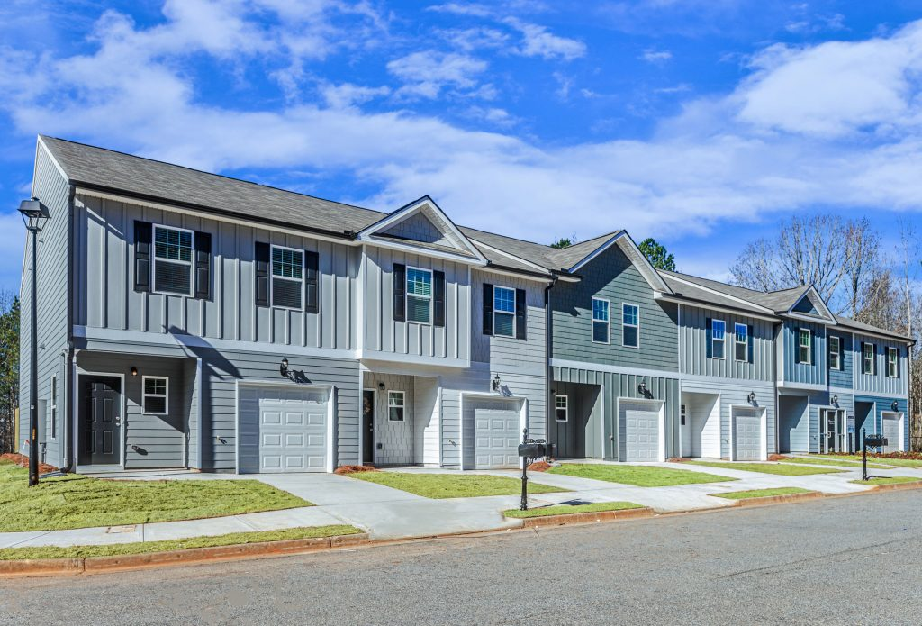 Townhomes in High Grove