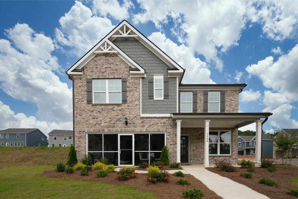 Single-Family Home in Lakeview at Stonecrest - The Summit