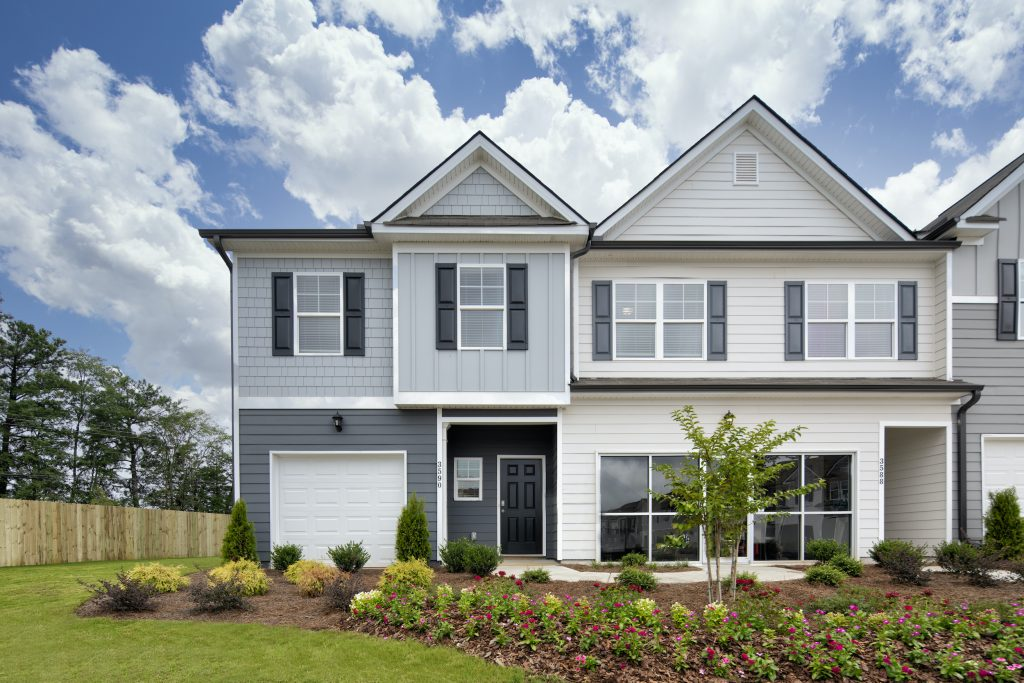 Lakeview at Stonecrest - The Collection Townhomes