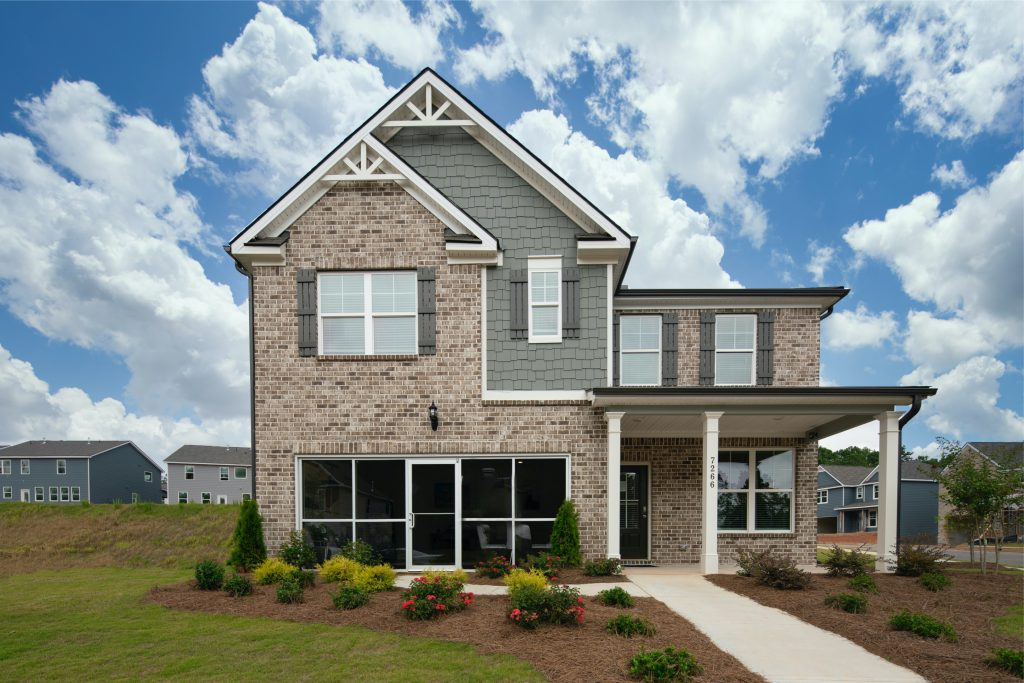 The Summit Single Family Homes - One of the Home Options in Stonecrest