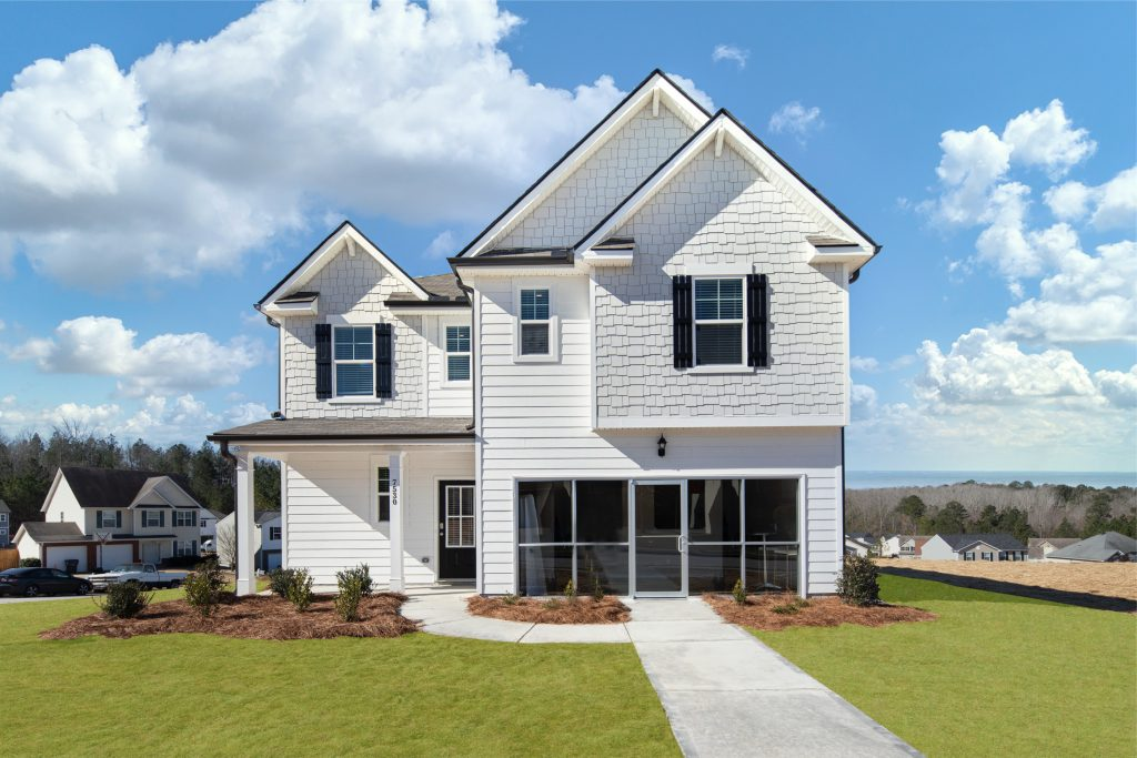 a Single family home in Atlantaby Rockhaven Homes