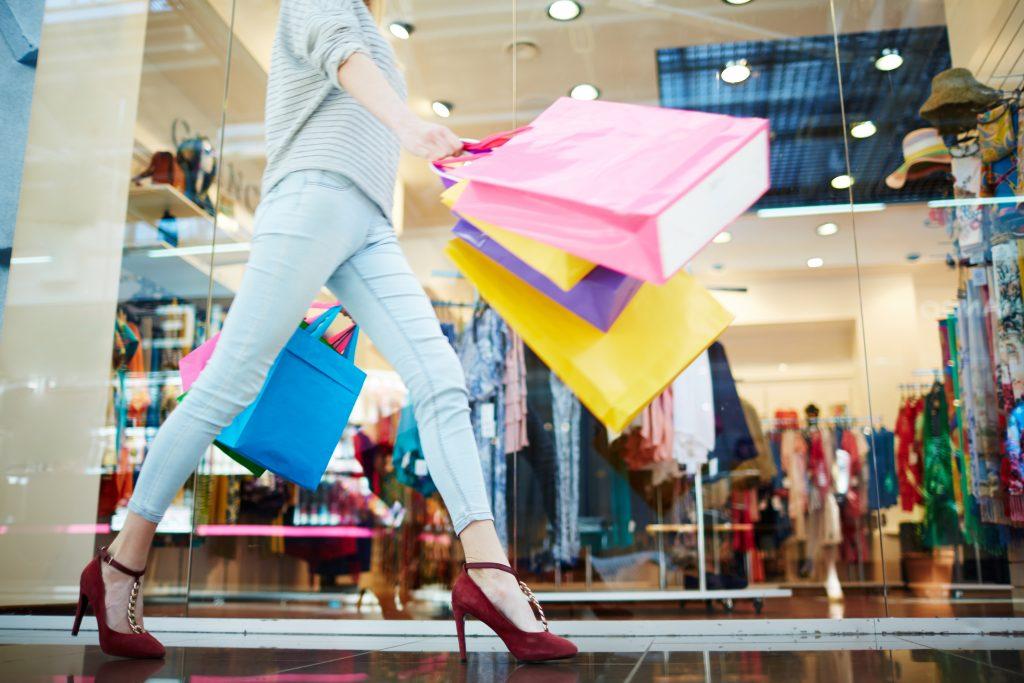 Shopping in the stonecrest mall copyright Dmitrii Shironosov