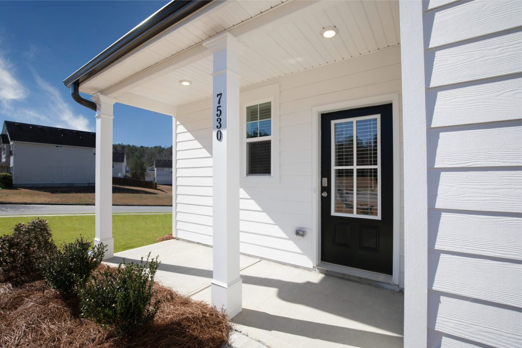 A new home in Union City at Cornerstone
