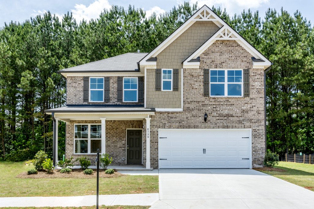 a wynbrooke new homes in Atlanta in the $300s