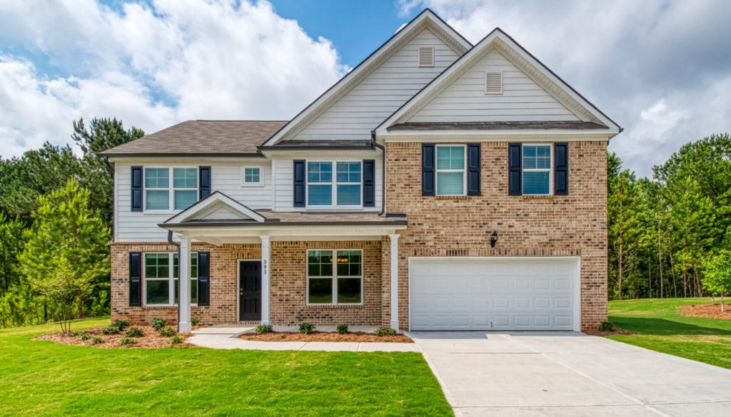 New homes in Jefferson Downs single family home